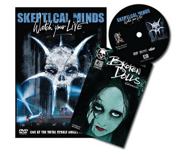 Skeptical Minds Watch your live DVD