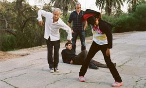 zzRed Hot Chili Peppers oaka live large