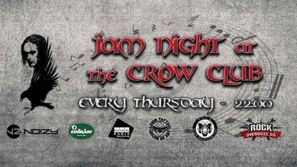 Jam Night at the Crow Club