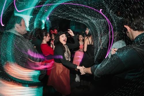 Stranger Things 3 πάρτι στο TRES