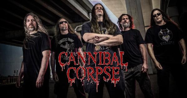 CANNIBAL CORPSE (U.S.A)