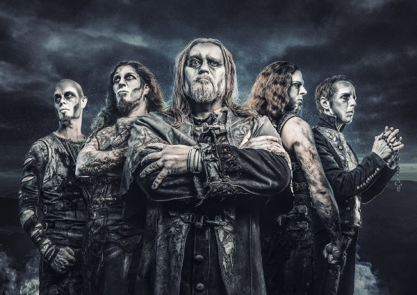 The Sacrament Of Sin Tour 2019 - POWERWOLF /Special Guests: GLORYHAMMER